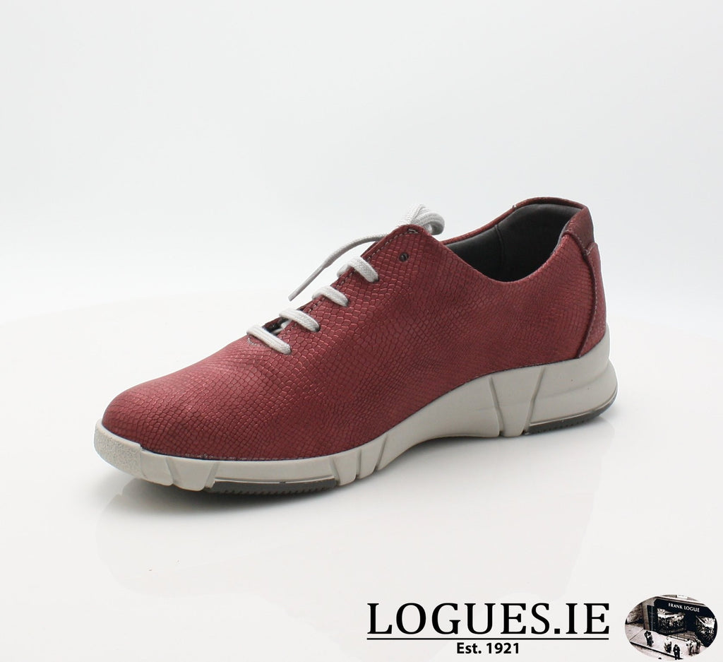9204 NINA SUAVE A/W18-Ladies-SUAVE SHOES CONOS LTD-GARNET/MONZA-40 = 6.5/7 UK-Logues Shoes