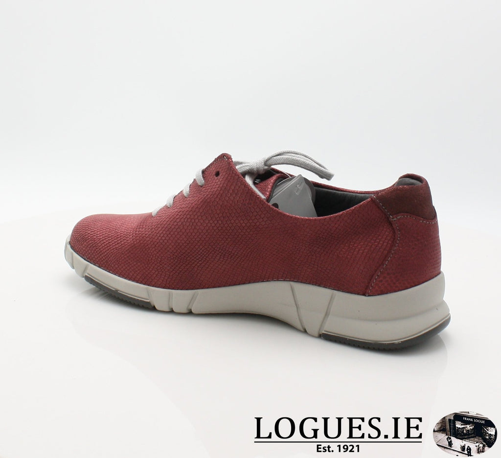 9204 NINA SUAVE A/W18-Ladies-SUAVE SHOES CONOS LTD-GARNET/MONZA-41 = 7/8 UK-Logues Shoes