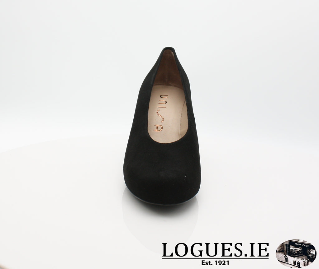 NEBULA UNISA AW18-Ladies-UNISA-BLACK-36 = 3 UK-Logues Shoes