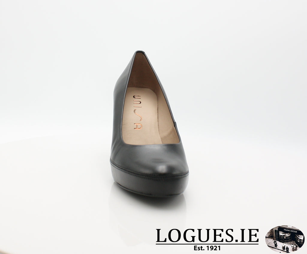 NUMAR UNISA AW18-Ladies-UNISA-BLACK-36 = 3 UK-Logues Shoes