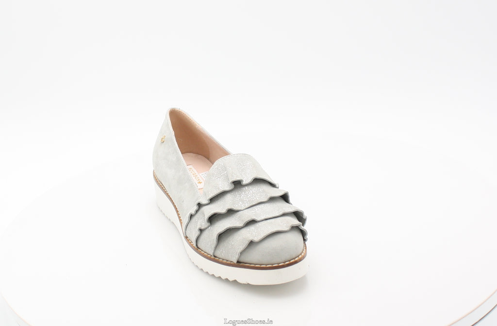 ONCE AMY HUBERMAN SS18LadiesLogues ShoesDEEP CLOUD / 38 = 5UK