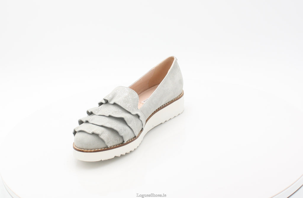 ONCE AMY HUBERMAN SS18LadiesLogues ShoesDEEP CLOUD / 40 = 6.5 UK