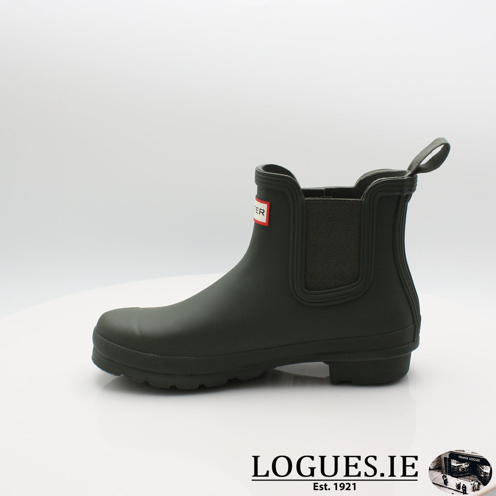 WFS2078RMA ORG CHELSEA HUNTER, Ladies, hunter boot ltd, Logues Shoes - Logues Shoes.ie Since 1921, Galway City, Ireland.