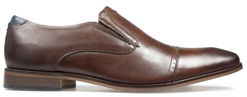OTTAWA S/S 18MensLogues ShoesBROWN / 50  = 15 UK