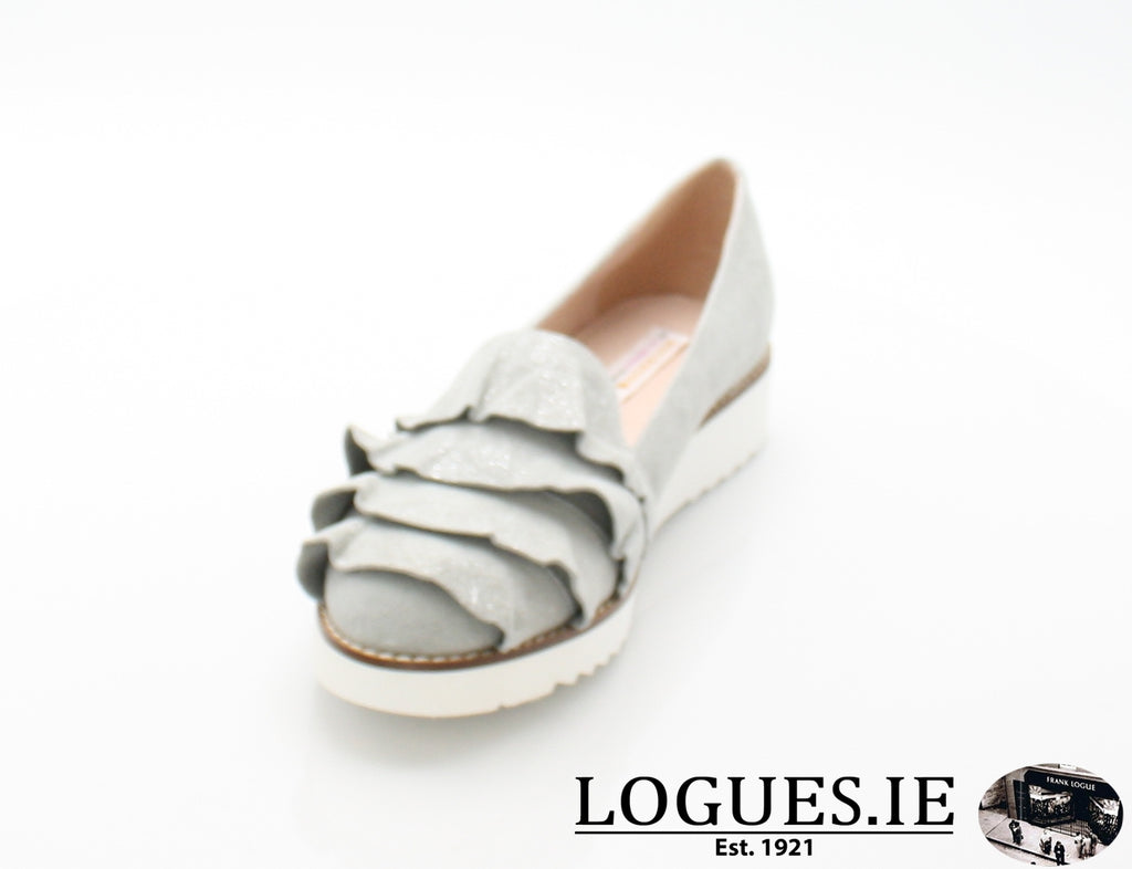 ONCE AMY HUBERMAN SS18-Ladies-shoe city AMY-H+TOMMY-B SHOES-DEEP CLOUD-36 = 3 UK-Logues Shoes