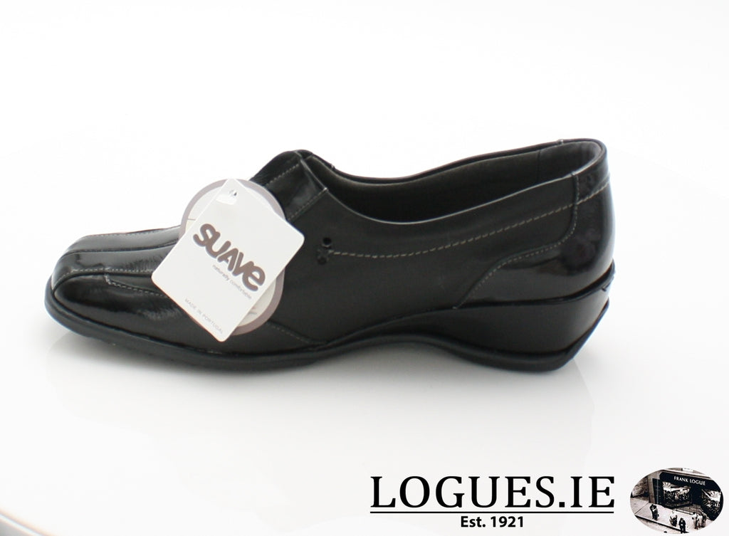 ONION aw17-Ladies-SUAVE SHOES CONOS LTD-BLACK-BLACK-36 = 3 UK-Logues Shoes