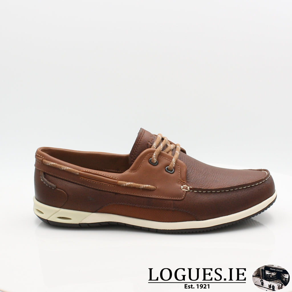 CLA Orson Harbour, Mens, Clarks, Logues Shoes - Logues Shoes.ie Since 1921, Galway City, Ireland.