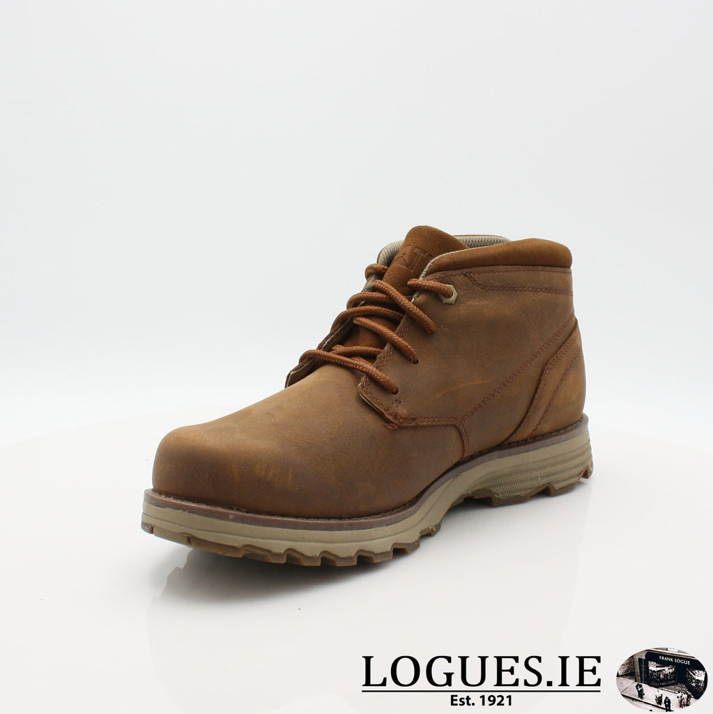 ELUDE WP CATSMensLogues ShoesBROWN SUGAR P720687 / 9