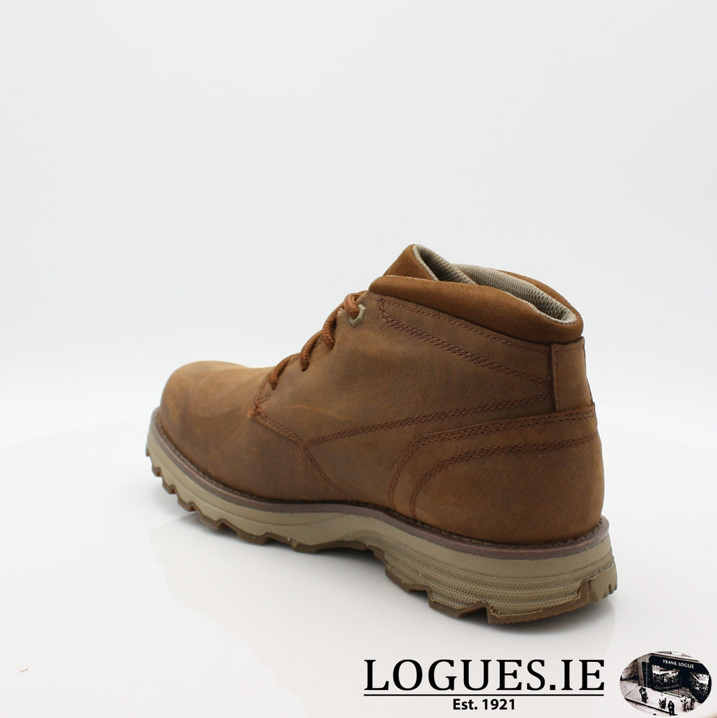 ELUDE WP CATSMensLogues ShoesBROWN SUGAR P720687 / 11