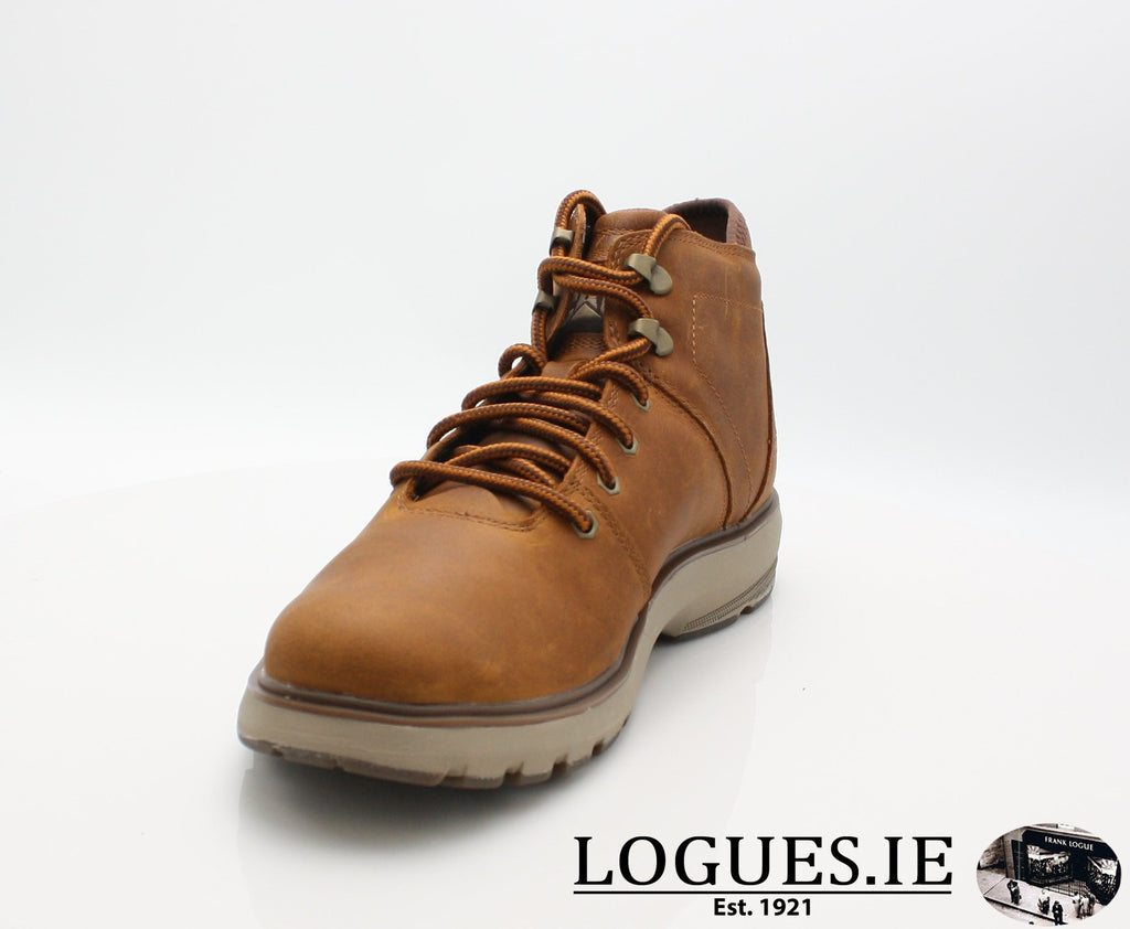 CAT FACTOR A/W18 p722924-Mens-CATIPALLER SHOES /wolverine-BROWN-40 = 6.5 UK-Logues Shoes