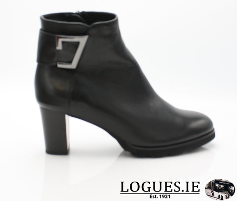 PATRICIA 33 2695 AW/18LadiesLogues ShoesBLACK / 36 = 3 UK