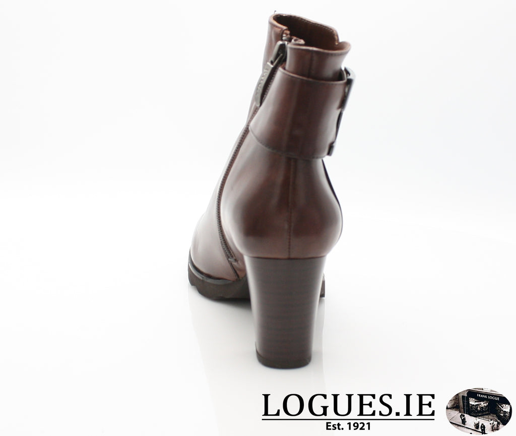 PATRICIA 33 2785 AW/18LadiesLogues ShoesNEW RUST / 41 = 7/8 UK