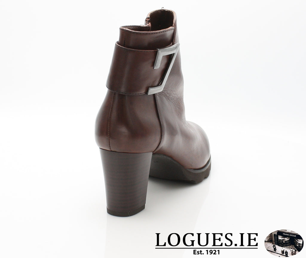 PATRICIA 33 2785 AW/18LadiesLogues ShoesNEW RUST / 42 = 8 UK