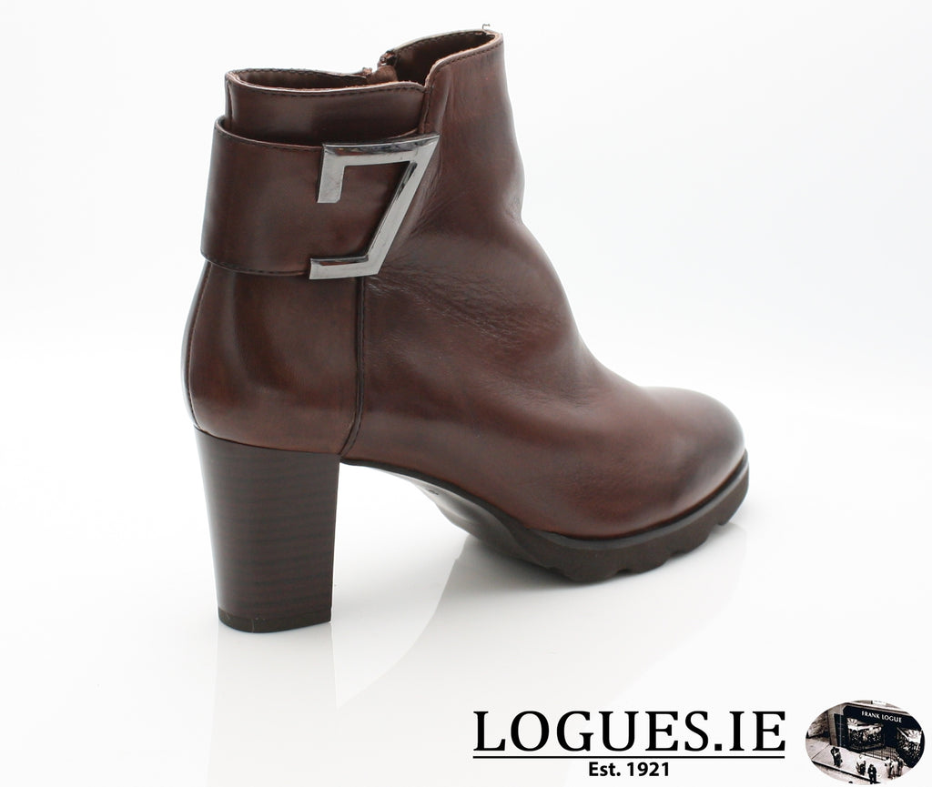 PATRICIA 33 2785 AW/18LadiesLogues ShoesNEW RUST / 43 = 9 UK