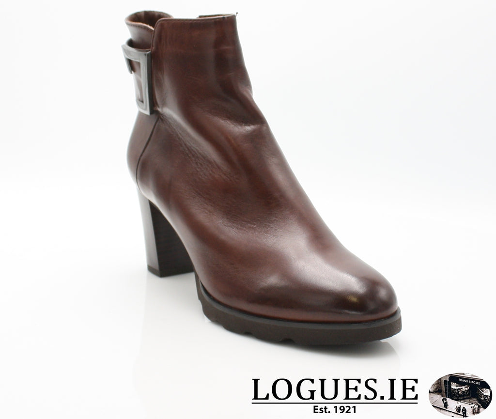 PATRICIA 33 2785 AW/18LadiesLogues ShoesNEW RUST / 37 = 4 UK