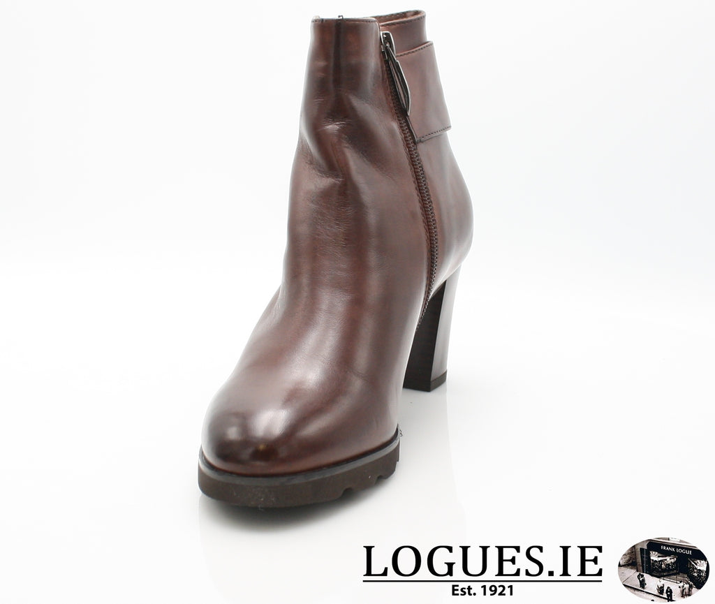 PATRICIA 33 2785 AW/18LadiesLogues ShoesNEW RUST / 38 = 5UK
