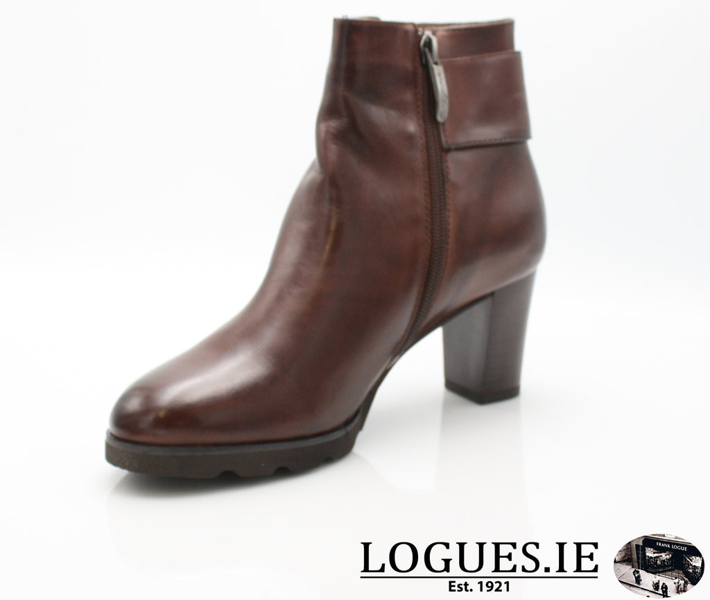 PATRICIA 33 2785 AW/18LadiesLogues ShoesNEW RUST / 39 = 6 UK