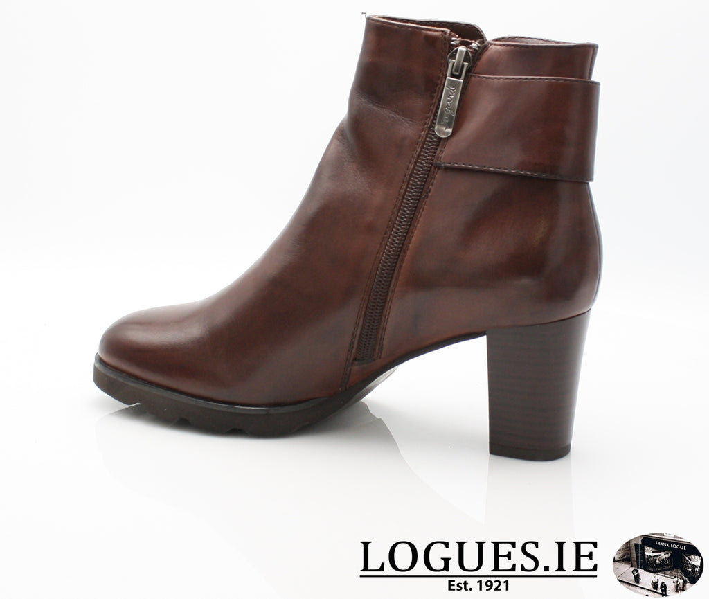 PATRICIA 33 2785 AW/18LadiesLogues ShoesNEW RUST / 40 = 6.5/7 UK