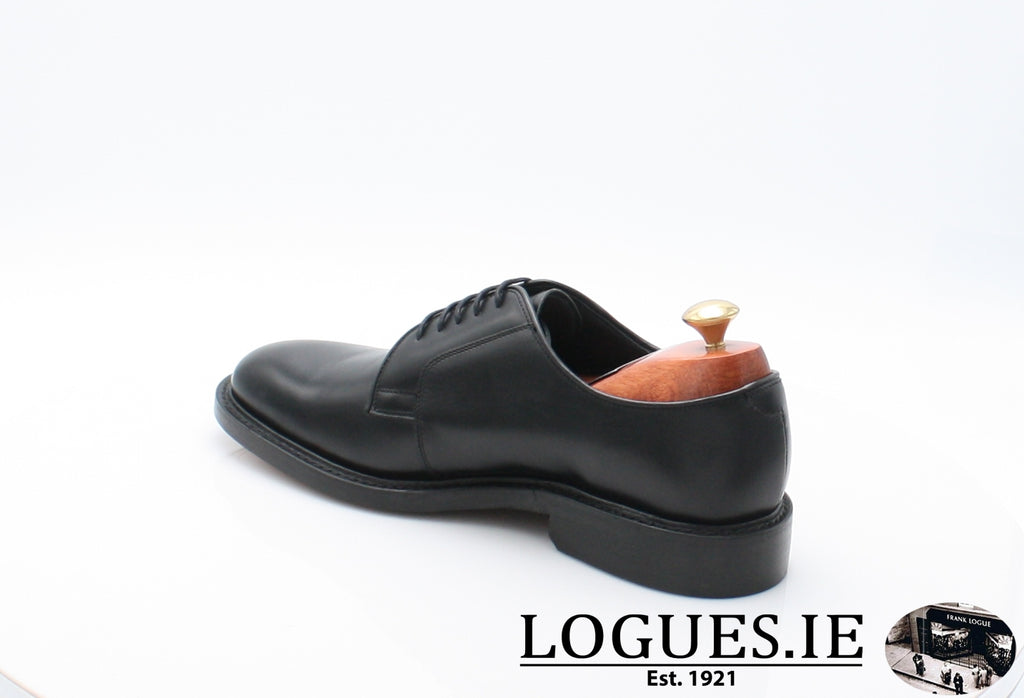 PERTH LOAKE-SALE-LOAKE SHOES-Black-10-F-Logues Shoes