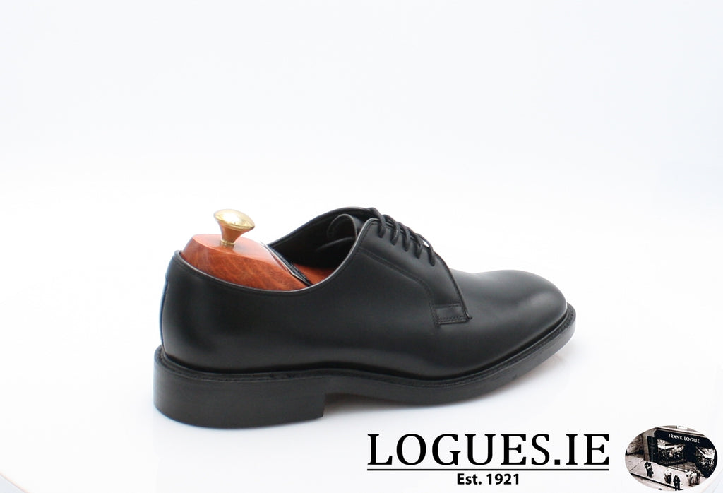 PERTH LOAKE-SALE-LOAKE SHOES-Black-11-F-Logues Shoes