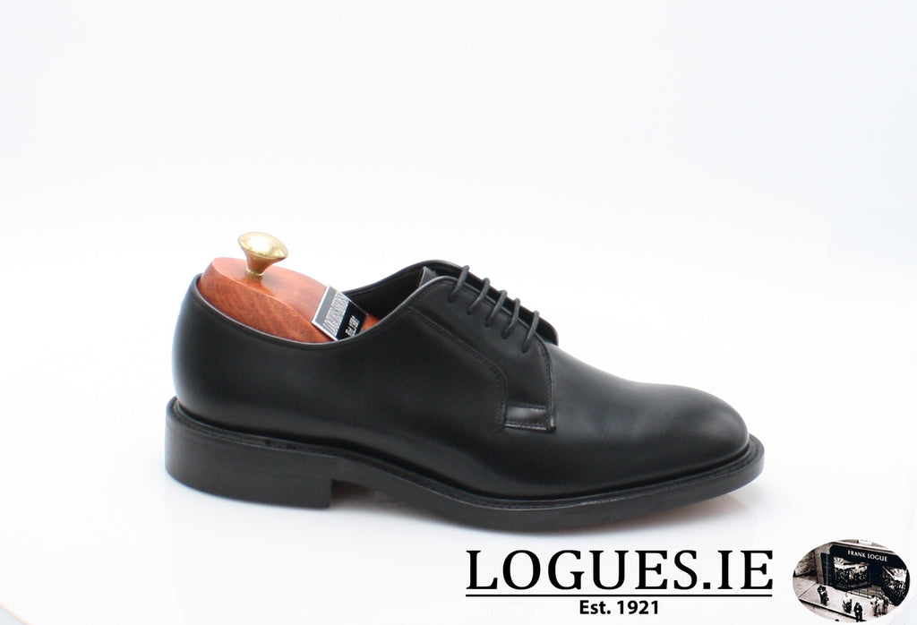 PERTH LOAKE-SALE-LOAKE SHOES-Black-6½-F-Logues Shoes
