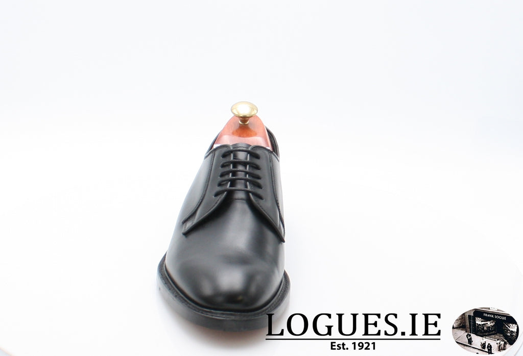 PERTH LOAKE-SALE-LOAKE SHOES-Black-8-F-Logues Shoes
