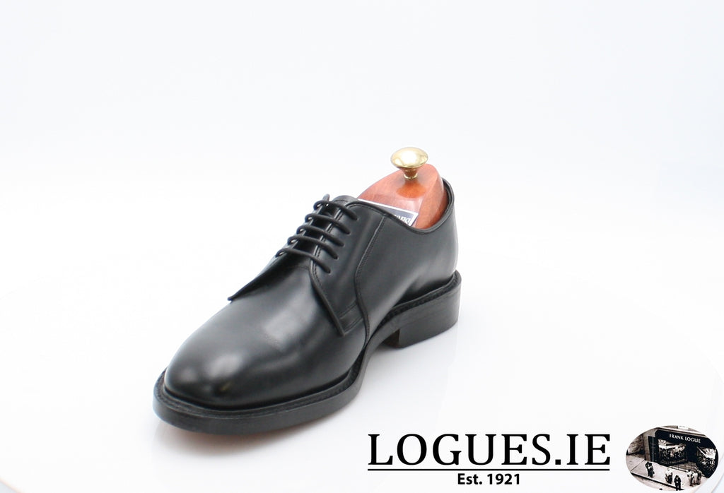 PERTH LOAKE-SALE-LOAKE SHOES-Black-8½-F-Logues Shoes
