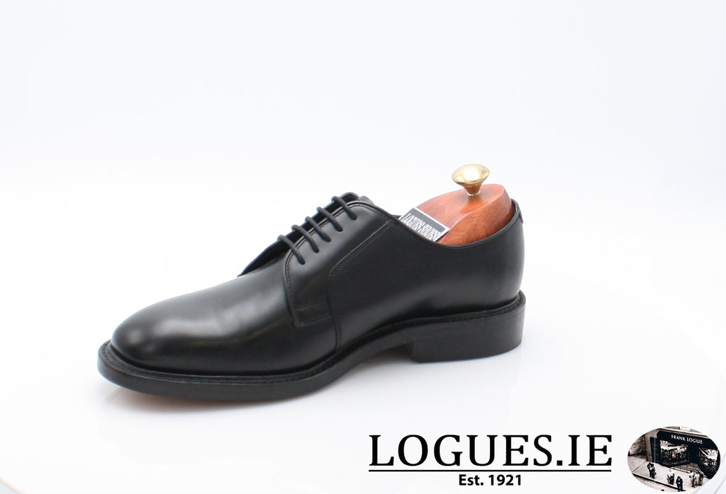 PERTH LOAKE-SALE-LOAKE SHOES-Black-9-F-Logues Shoes