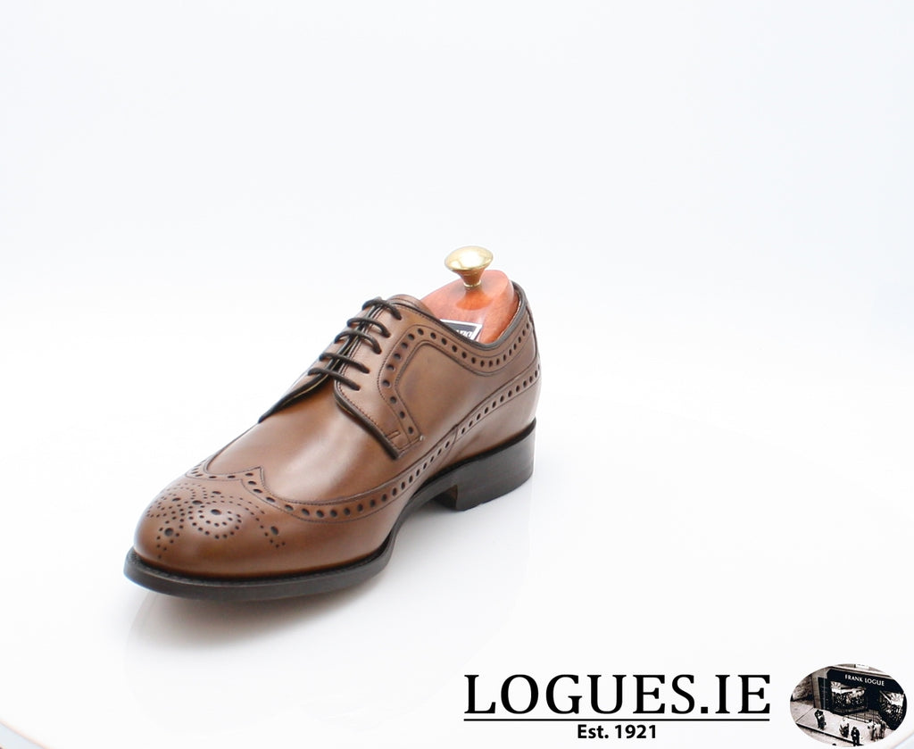 PORTRUSH BARKER-Mens-BARKER SHOES-WALNUT-8.5-Logues Shoes