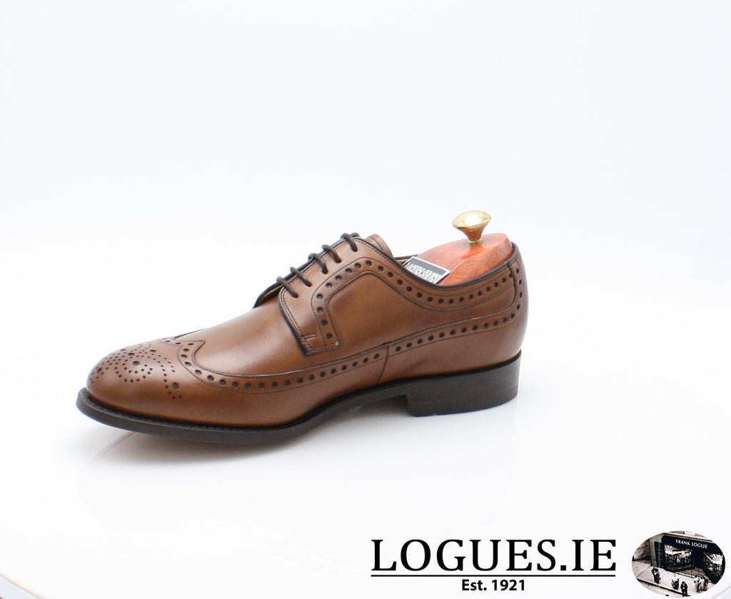 PORTRUSH BARKER-Mens-BARKER SHOES-WALNUT-9-Logues Shoes