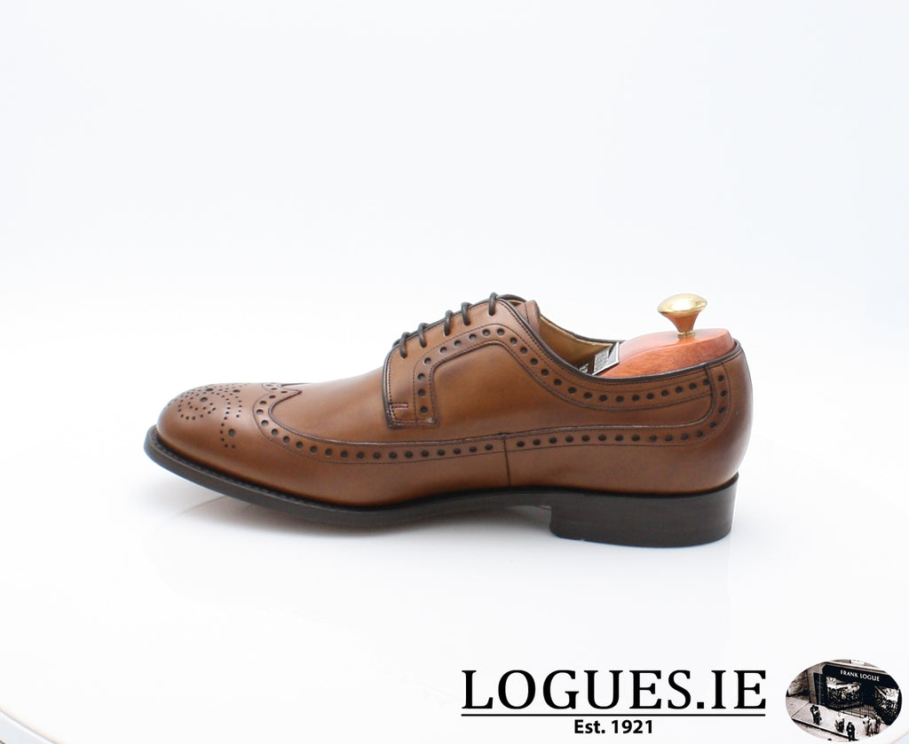 PORTRUSH BARKER-Mens-BARKER SHOES-WALNUT-9.5-Logues Shoes