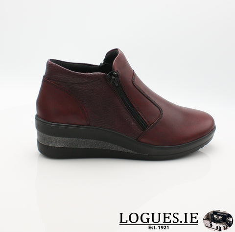 RKR R7270LadiesLogues Shoeschianti/bordeaux 35 / 36