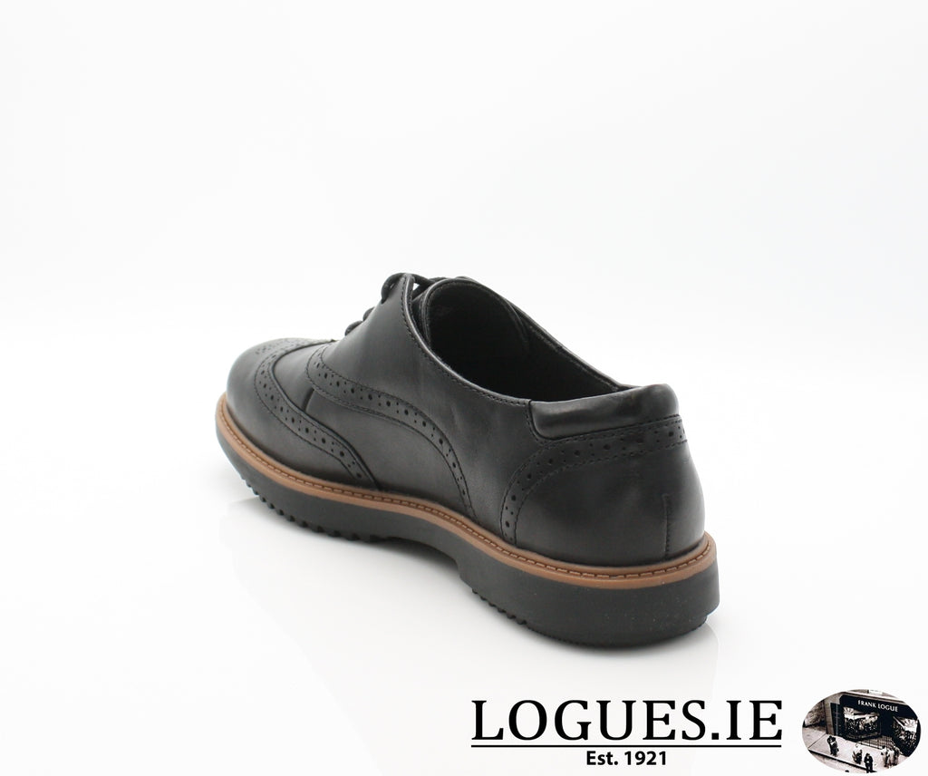 CLA Raisie Hilde-Ladies-Clarks-Black-070-D-Logues Shoes