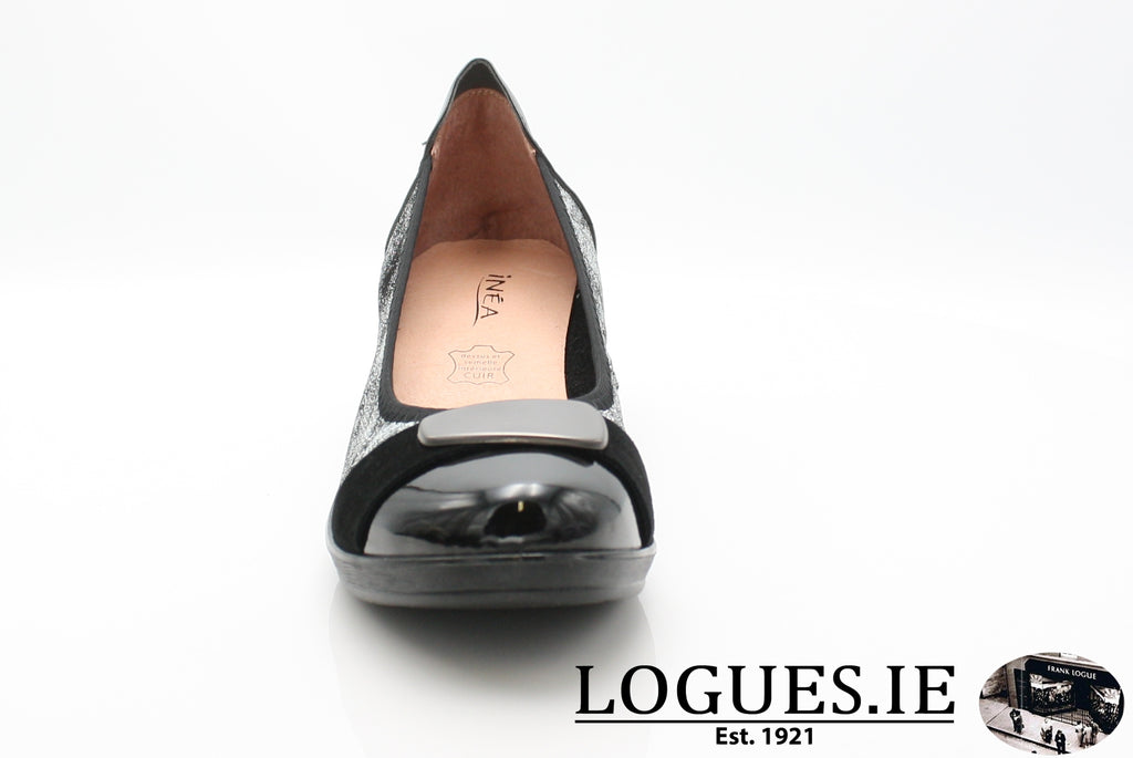 RAMIRO INEA A/W18-Ladies-INEA SHOES-15 NOIR-ANTHARICATE-36 = 3 UK-Logues Shoes