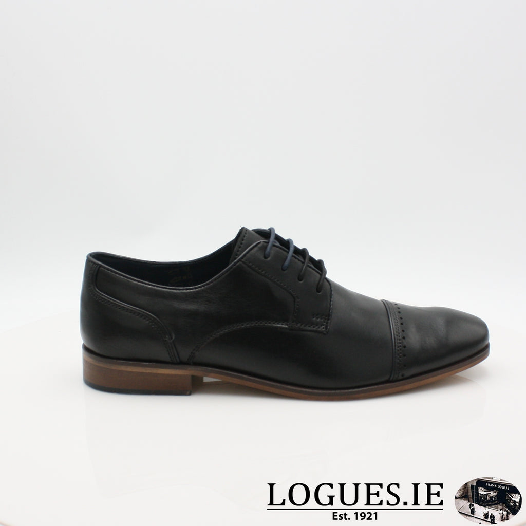 REGUS POD SHOES 19MensLogues ShoesBLACK / 40 = 6.5 UK