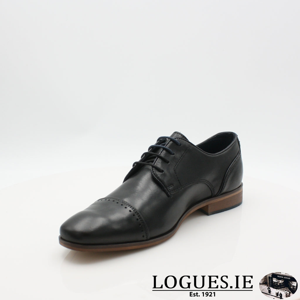 REGUS POD SHOES 19MensLogues ShoesBLACK / 43 = 9 UK