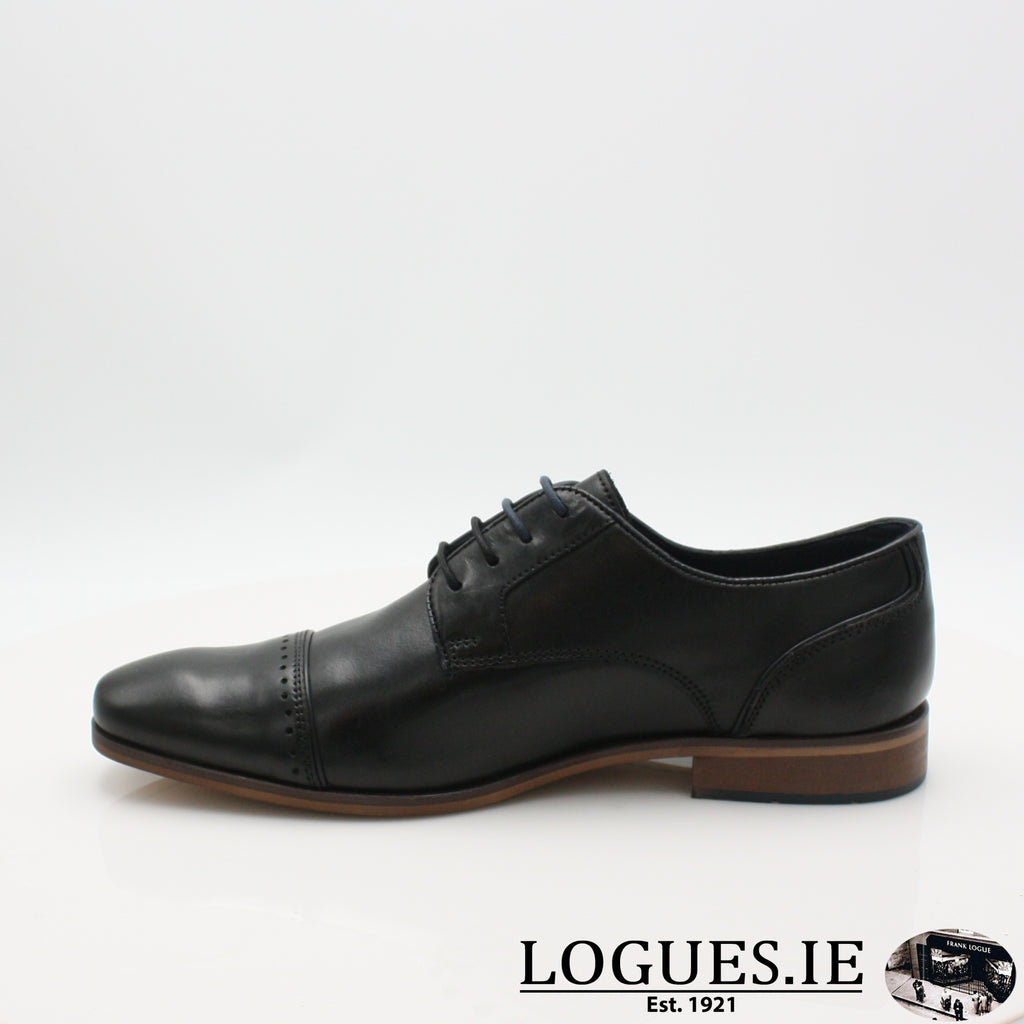 REGUS POD SHOES 19MensLogues ShoesBLACK / 44 = 9.5/10 UK