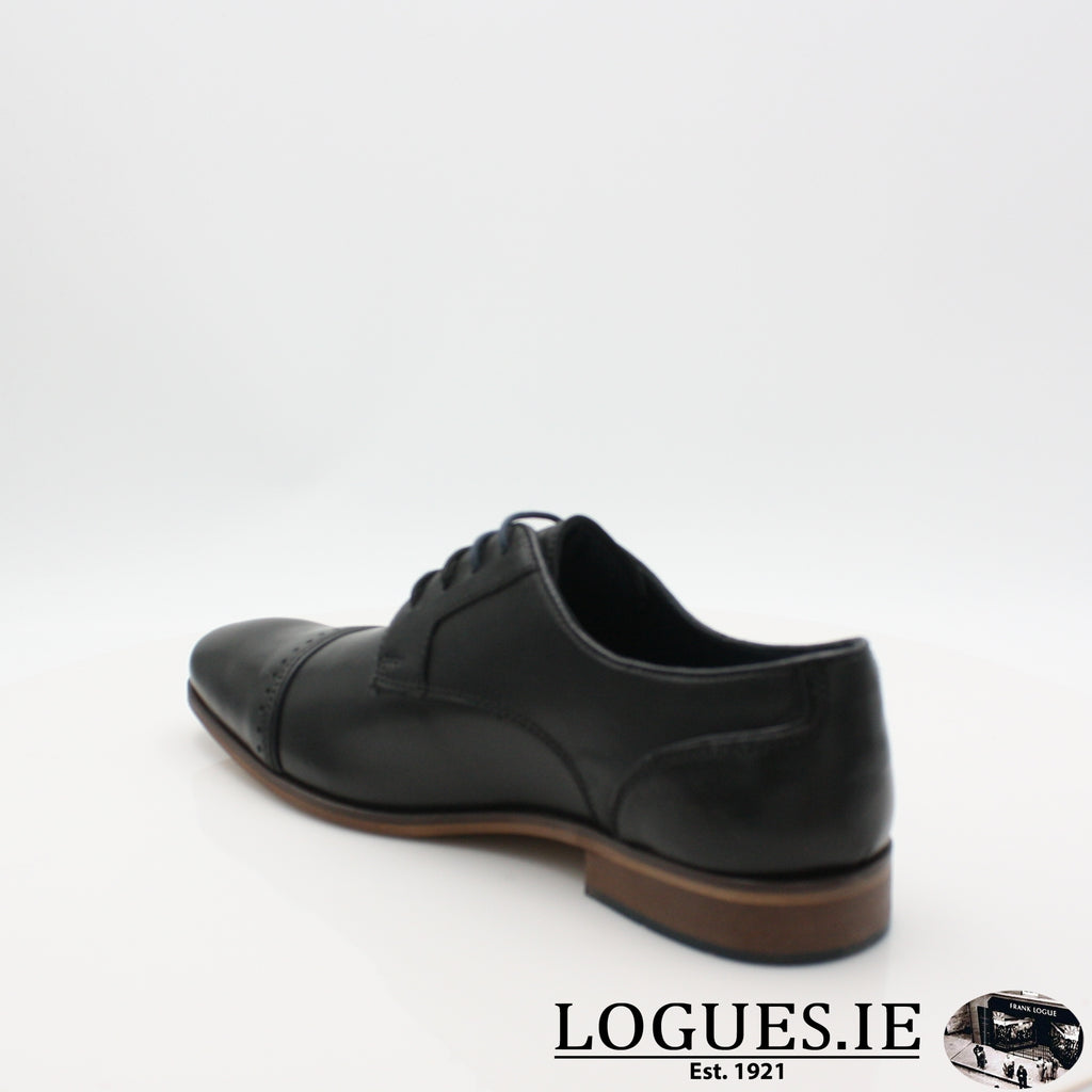 REGUS POD SHOES 19MensLogues ShoesBLACK / 45 = 10/10.5 UK