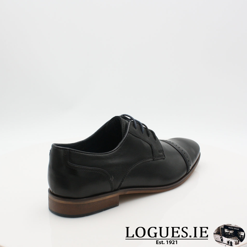 REGUS POD SHOES 19MensLogues ShoesBLACK / 47 = 12 UK
