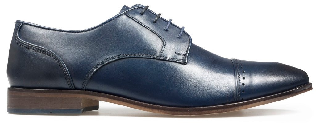 REGUS A/W18MensLogues ShoesNAVY / 50  = 15 UK