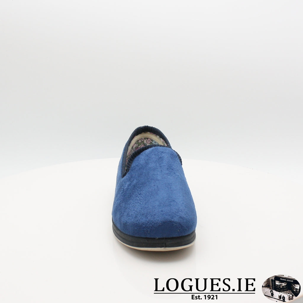 REPOSE PADDERS  SLIPPER, Ladies, Padders, Logues Shoes - Logues Shoes.ie Since 1921, Galway City, Ireland.