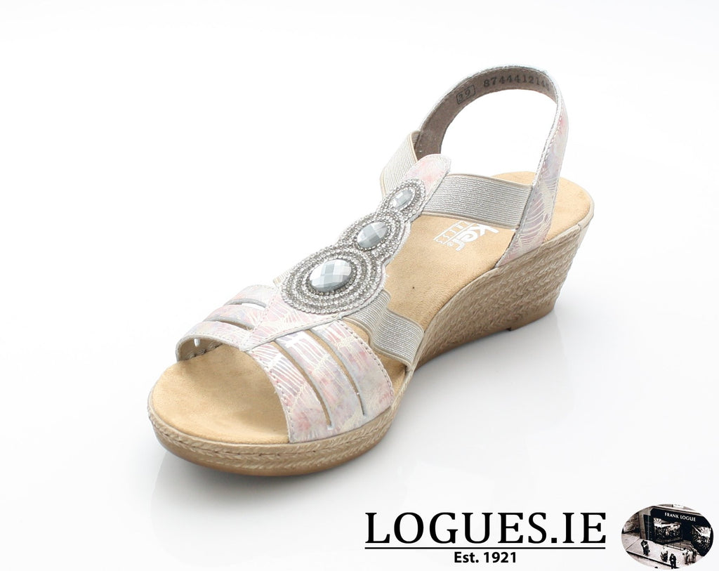 62459 RIEKER 19, Ladies, RIEKIER SHOES, Logues Shoes - Logues Shoes.ie Since 1921, Galway City, Ireland.