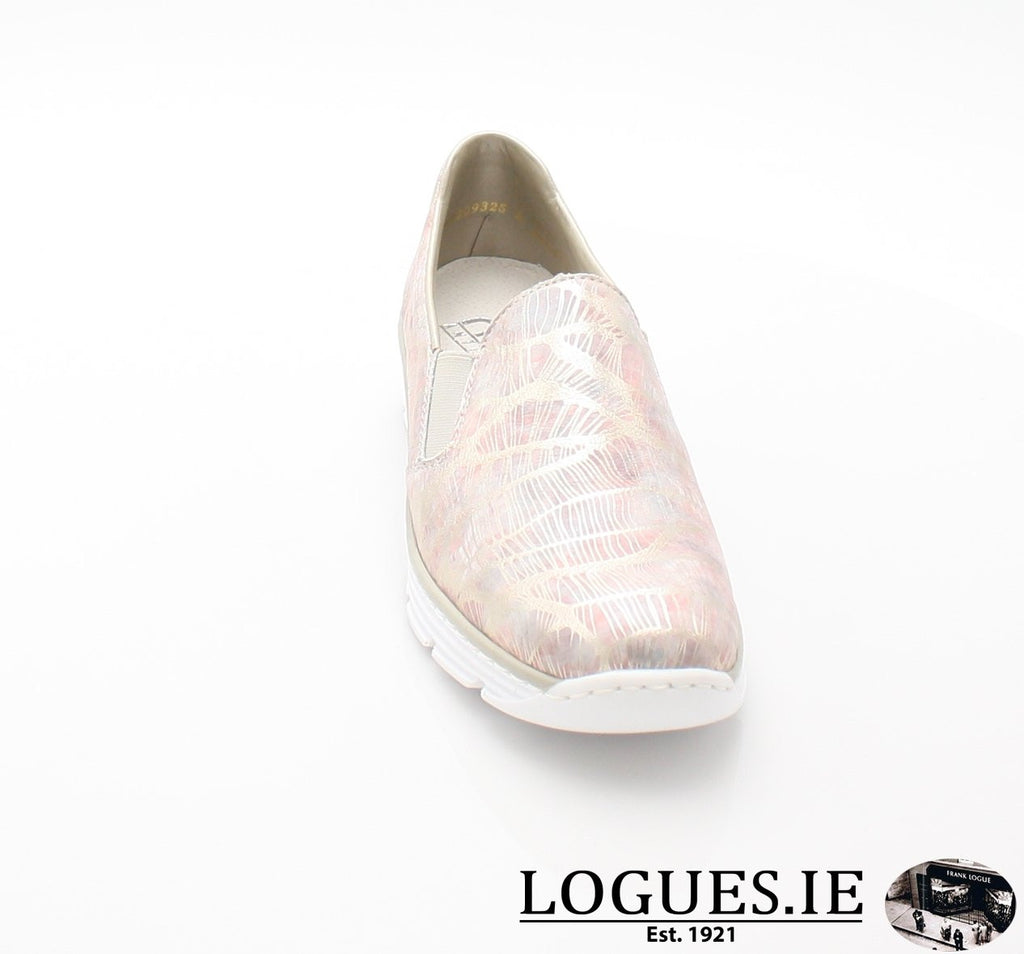 RKR 58766LadiesLogues Shoes