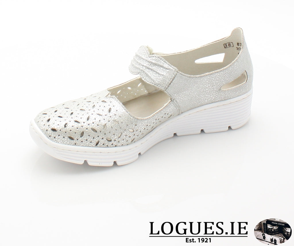 RKR 587G5LadiesLogues Shoes