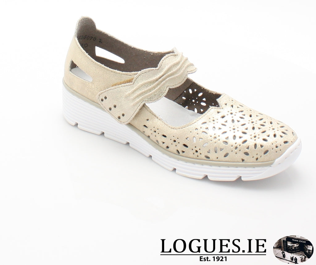 RKR 587G7LadiesLogues Shoes