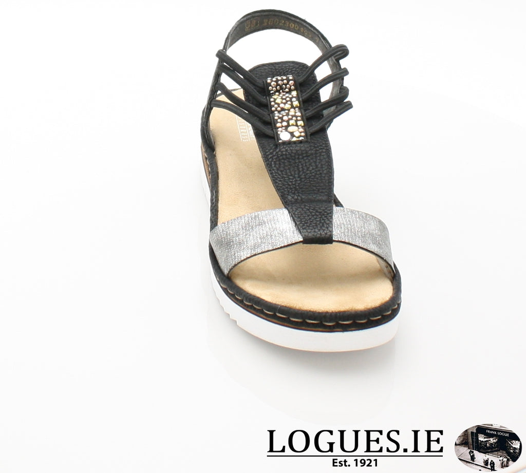 679L1 RIEKER 19, Ladies, RIEKIER SHOES, Logues Shoes - Logues Shoes.ie Since 1921, Galway City, Ireland.
