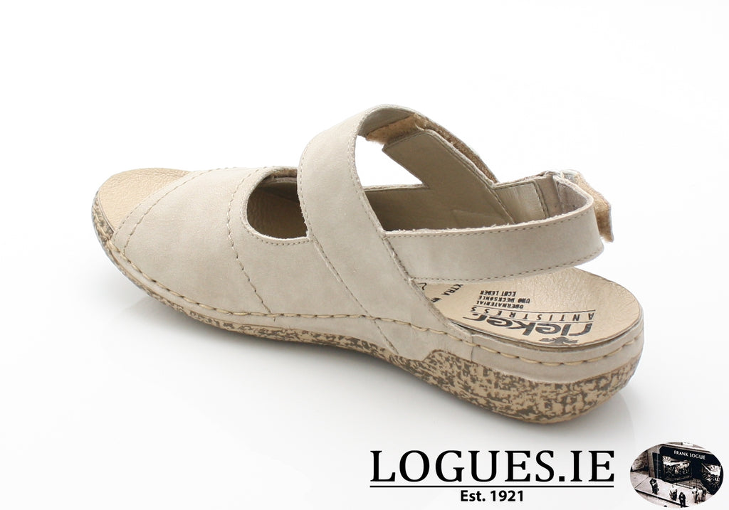 V7272 RIEKER 19-Ladies-RIEKIER SHOES-grey 42-40-Logues Shoes
