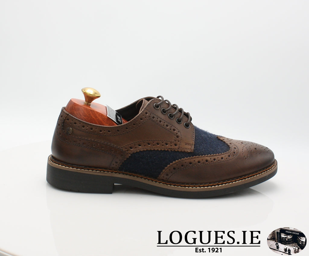 ROTHKO BASE LONDON SS18-Mens-base london ltd-BROWN NAVY-41 = 7 UK-Logues Shoes