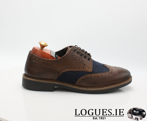 ROTHKO BASE LONDON SS18MensLogues ShoesBROWN NAVY / 41 = 7 UK