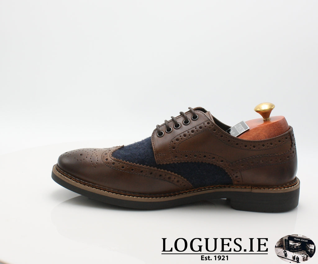 ROTHKO BASE LONDON SS18-Mens-base london ltd-BROWN NAVY-40 = 6.5 UK-Logues Shoes